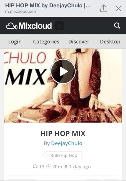 dj chulo
