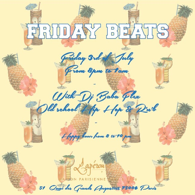 FridayBeats